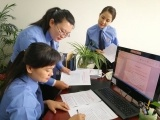 青山区检察院签定纪律作风承诺书