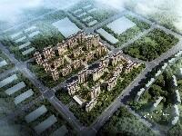 中海·河山郡——鸟瞰图