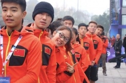 攀巖亞青賽中國隊收獲3金4銀5銅