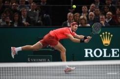 網球——巴黎大師賽:卡恰諾夫奪冠