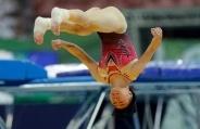 中国蹦床队世锦赛斩获3金2银1铜