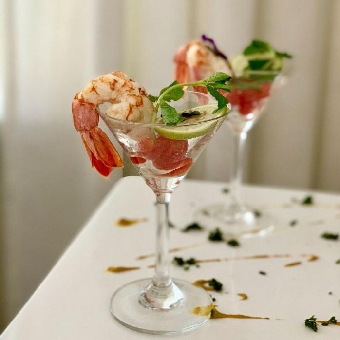 一只阿根廷红虾的跨洋之旅