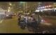 包头新闻网_车祸中有人员被困 消防员紧急救援