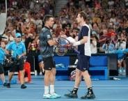 穆雷告别澳网赛场:这是最特别的一场比赛