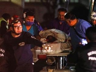 """大奖娱乐pt_""""偷油""""惹祸 墨西哥输油管道爆炸死亡人数已达66人"""