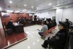 昆区法院公开开庭审理一起涉恶案件