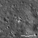 美飞行器为嫦娥四号拍摄迄今最清晰航拍照