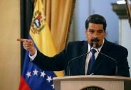 马杜罗说希望委内瑞拉远离战争威胁