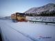 降雪导致道路通行受阻 高速公路及时清扫
