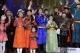 """內蒙古一大批詩人作曲家搞了一次""""頭腦風暴"""" 創作了400餘首蒙古語歌曲 還辦了場蒙古語原創歌曲演唱會"""
