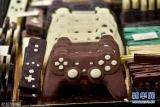 布鲁塞尔:第六届巧克力博览会开幕