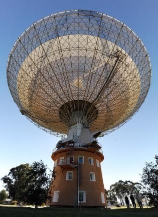 中澳研究發現新的快速射電暴