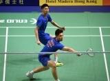 中国队夺得亚洲羽毛球混合团体锦标赛冠军