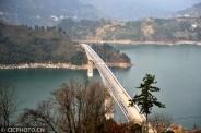 三峽庫區百歲溪大橋建成通車