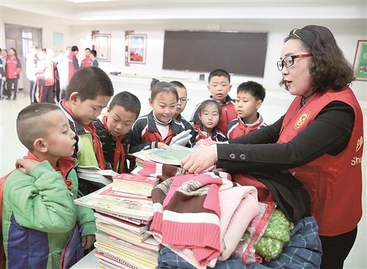 传递书香 文化暖心