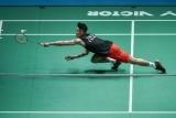 羽毛球|马来西亚公开赛:林丹晋级