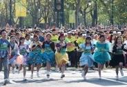 """N个""""艾莎""""向你跑来!上海迪士尼首次举办春季""""奇跑""""赛事"""