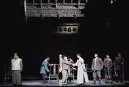 经典话剧《白鹿原》在包上演