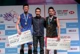 苏杯马来西亚目标进八强 医生建议李宗伟暂不参赛