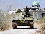叙军挫败极端组织大规模攻击