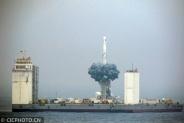 我国首次固体运载火箭海上发射技术试验取得成功