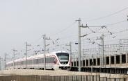 北京轨道交通新机场线一期工程试运行
