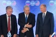 俄美以三国有关涉伊朗问题会晤无果