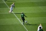 女足世界杯16强赛:德国队暂时领先尼日利亚队