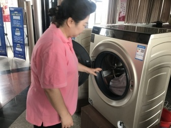 卡萨帝空气洗,让你在家也能进行专业护理!