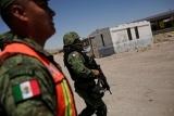 墨西哥在墨美边境部署逾万人