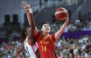 中国女篮68:53击败塞内加尔队