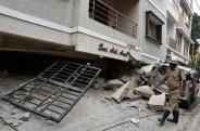 印度兩棟建筑倒塌已造成5人死亡