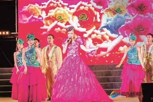 鹿城文化艺术节开幕
