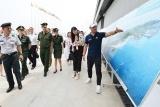 俄法韓等5國代表團在武漢實地了解軍運會籌備進展