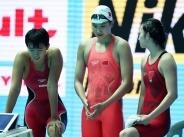 游泳世锦赛中国女子4×200自接力获第四