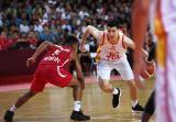 中國男籃熱身賽大勝喀麥隆 12人陣容將在最后時刻確定