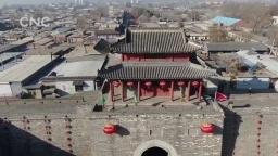 瞰中国城墙记忆:守古兵家必争之地 经数百年风雨沧桑