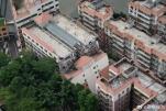 深圳羅湖公寓樓沉降傾斜事故原因初步查明
