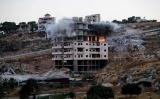 """以色列""""罕见批准""""在约旦河西岸为巴勒斯坦人建房"""