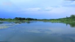 瞰中国 运河湿地 天空之境