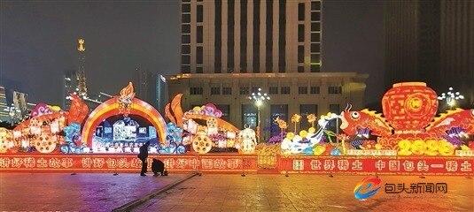 網絡述年|花燈迎新春