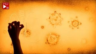 超赞!澳门赌城90后沙画艺术家用作品致敬抗疫一线医务人员