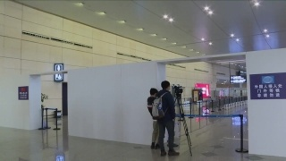 南京禄口国际机场采取措施严防疫情境外输入