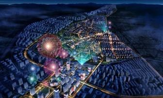 這里要亮了!北梁騰空區夜景照明建設管控規劃通過批復