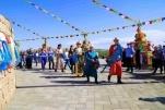 白云矿区举办巴音敖包祭祀活动