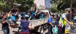 这些部门出手了,大量共享单车和电单车被拖走