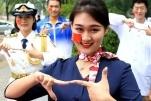 火了!包头轻工学院的学生们自导、自演手指舞,为祖国送祝福