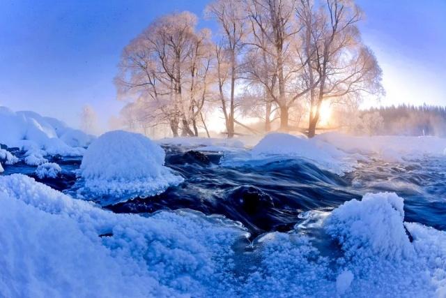 玩转内蒙古冬季