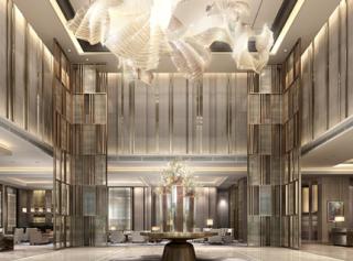 国际五星级酒店来了!包头茂业万豪酒店盛大开幕