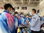 禁毒预防教育宣传进校园